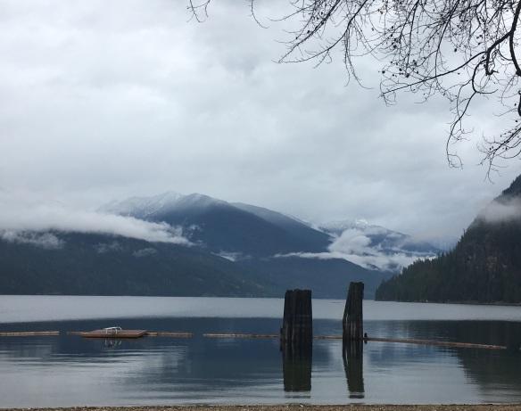 Nov 3 2018 Slocan Lake
